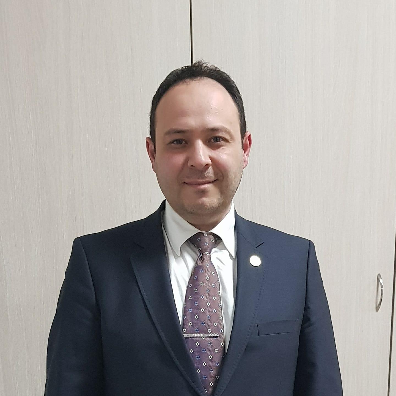 Fatih Calisir - Algemene Coördinator | Unie van Actieve Verenigingen