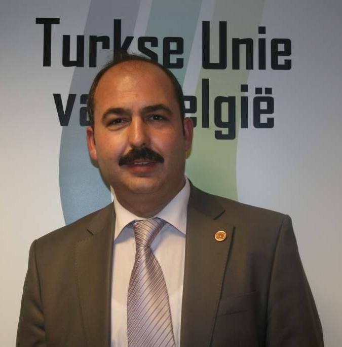 Latif Elbiz - Penningmeester | Unie van Actieve Verenigingen