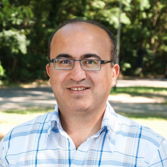 Hüseyin Aydinli - Voorzitter | Unie van Actieve Verenigingen