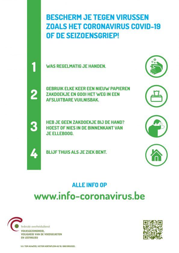 Bescherm je tegen virussen