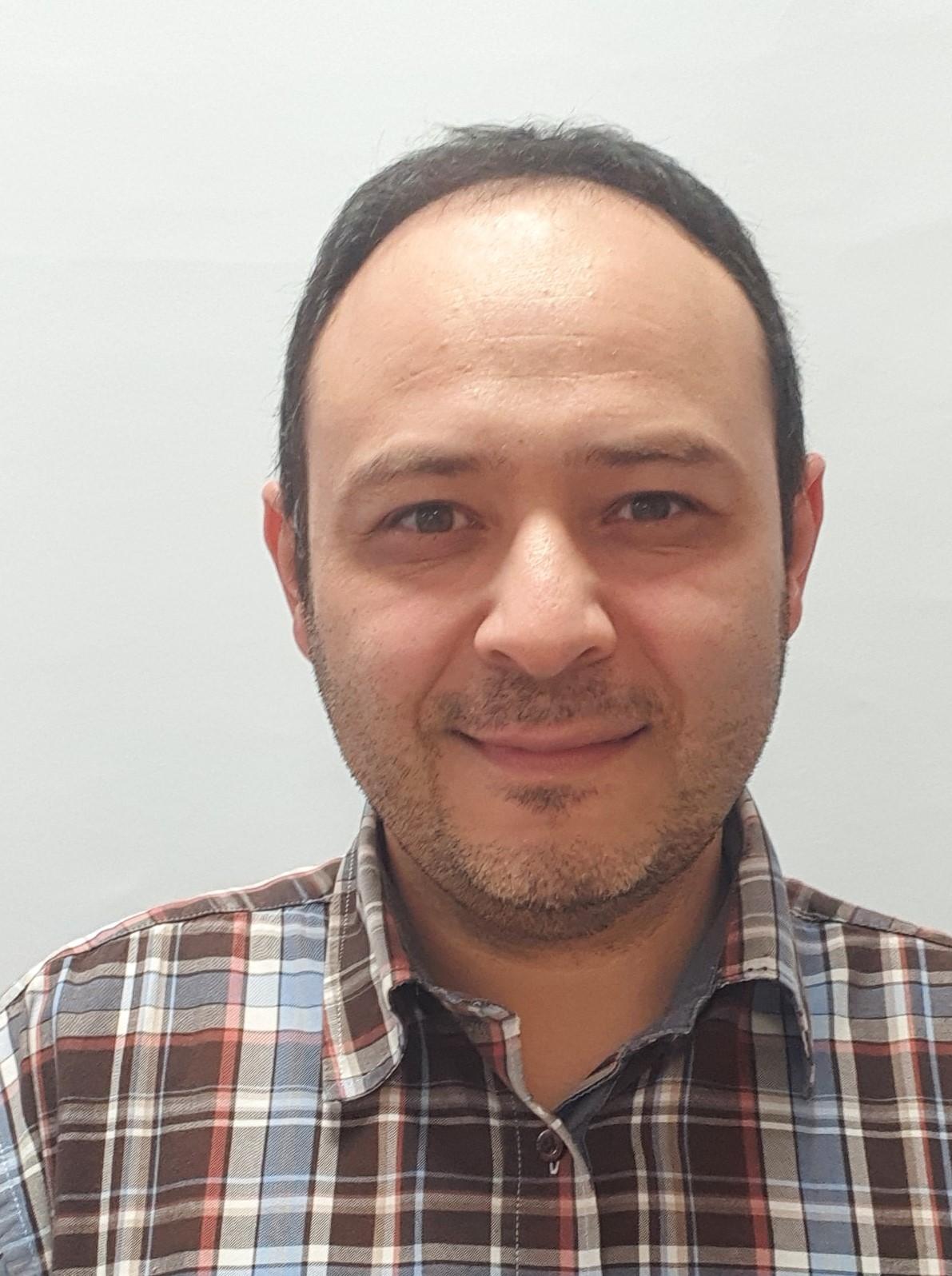 Fatih Çalişir - Algemeen Coördinator | Unie van Actieve Verenigingen