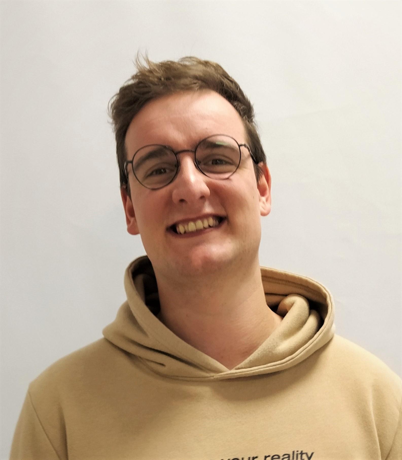 Dries Gommé - Educatief Medewerker | Unie van Actieve Verenigingen