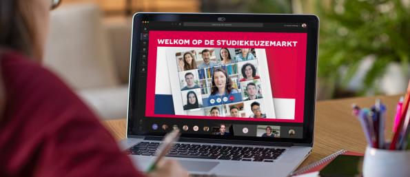 Online Studiekeuzemarkt