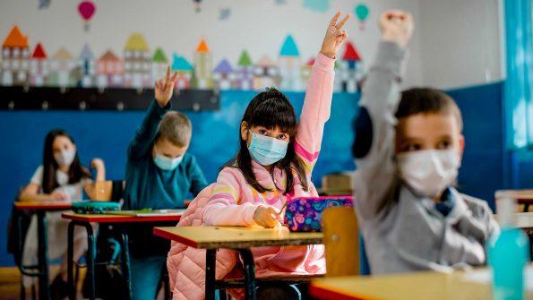 Onderwijs tijdens de pandemie