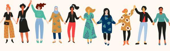 Fijne Internationale Vrouwendag!
